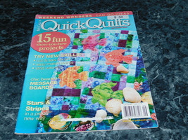 McCall's Quick Quilts Magazine September 2006 Tropical Punch - $2.99