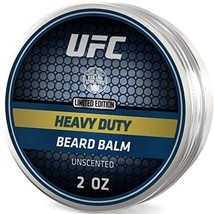 UFC Heavy Duty Beard Balm Conditioner for Extra Control - Unscented - Styles, St