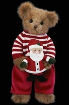"Bearington Bears ""Christopher & Claus"" 14"" Plush Bear- #173171- New- 2012 - $39.99"