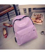 Backpack School Canvas Travel Women Rucksack Shoulder Satchel Bag Girl Bags - $19.99