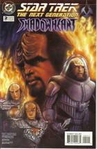 Star Trek The Next Generation Comic Book Shadowheart #2 DC 1995 NEAR MIN... - $3.99