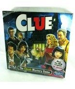 Hasbro Clue Board Game New Sealed New Suspect Dr Orchard Ages 8 Up 2 To ... - $14.03