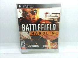 Battlefield Hardline PS3 Video Game Play Station 3 EA - $16.08 CAD