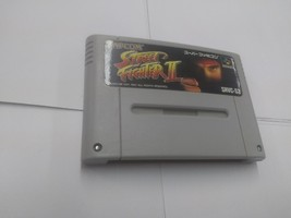Street Fighter II - Japanese import Super Famicom game Snes super Nintendo - $5.99