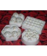 ALMOND OATMEAL HONEY Soap Handmade Natural MASSAGE BAR - $3.95