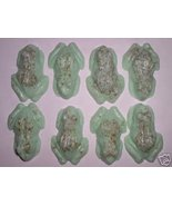 LEAP FROG SOAP Guest Children Handmade Natural Lot of 8 - $5.88