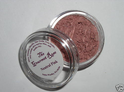 Primary image for NEUTRAL PINK BLUSH Rouge Bare Makeup Natural Minerals
