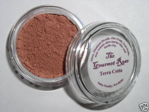 Primary image for TERRA COTTA BLUSH Sheer Bare Cover Minerals Highlighter