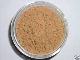 Warm Caramel Bare Sheer Foundation Cover Mineral Sample - $3.95