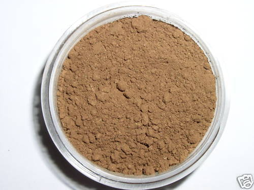 DEEP NEUTRAL Foundation Bare Makeup Minerals Sheer Mineral Acne Cover SAMPLE - $3.95
