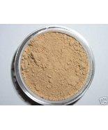 DARK WARM Minerals Mineral Foundation Bare SAMPLE JAR - $3.95