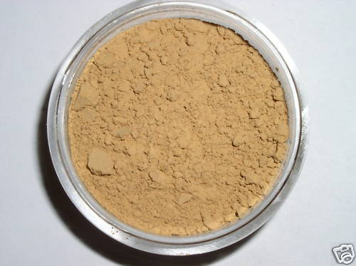 Primary image for DEEP WARM Bare Makeup Minerals Sheer Foundation SAMPLE