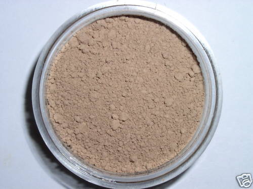 Primary image for MEDIUM DARK TAN Bare Makeup Minerals Foundation SAMPLE