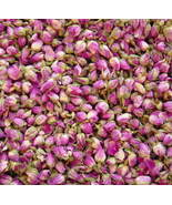 1 oz PINK ROSE BUDS BOUTONS Crafting Potpourri Small Rosebuds 100% Natur... - $5.95