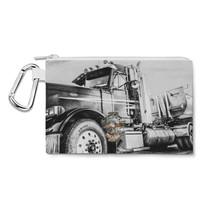 American Trucker Canvas Zip Pouch - $15.99+