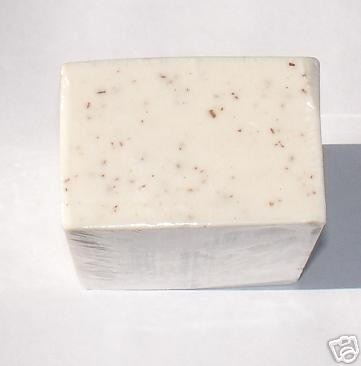 Primary image for 1 lb ALMONDS & MILK CREAM MELT AND POUR 100% All Natural Nourishing Soap Base