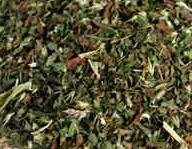 Primary image for 1 lb PEPPERMINT LEAF TEA Dried Leaves Herbal Herb BULK