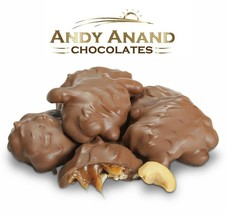 Andy Anand Sugar Free Chocolate Bridge of Pecan Cashew Mint Free Air Shipping - $26.84
