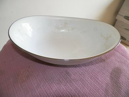 Noritake Temptation oval bowl 2 available - $24.95