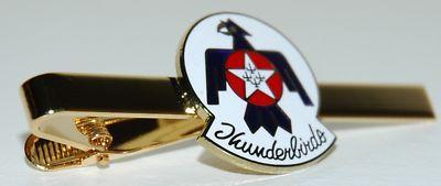 Primary image for USAF Thunderbirds LOGO Tie Clip
