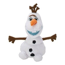 Disney Olaf Plush Frozen 2 Mini Bean Bag 6 1/2'' New with Tags - £12.02 GBP