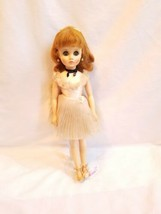 Vintage 60s Madame Alexander ballerina doll in tutu dress with earrings ... - $58.41