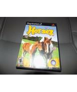 Horsez (Sony PlayStation 2, 2006) EUC - $23.20