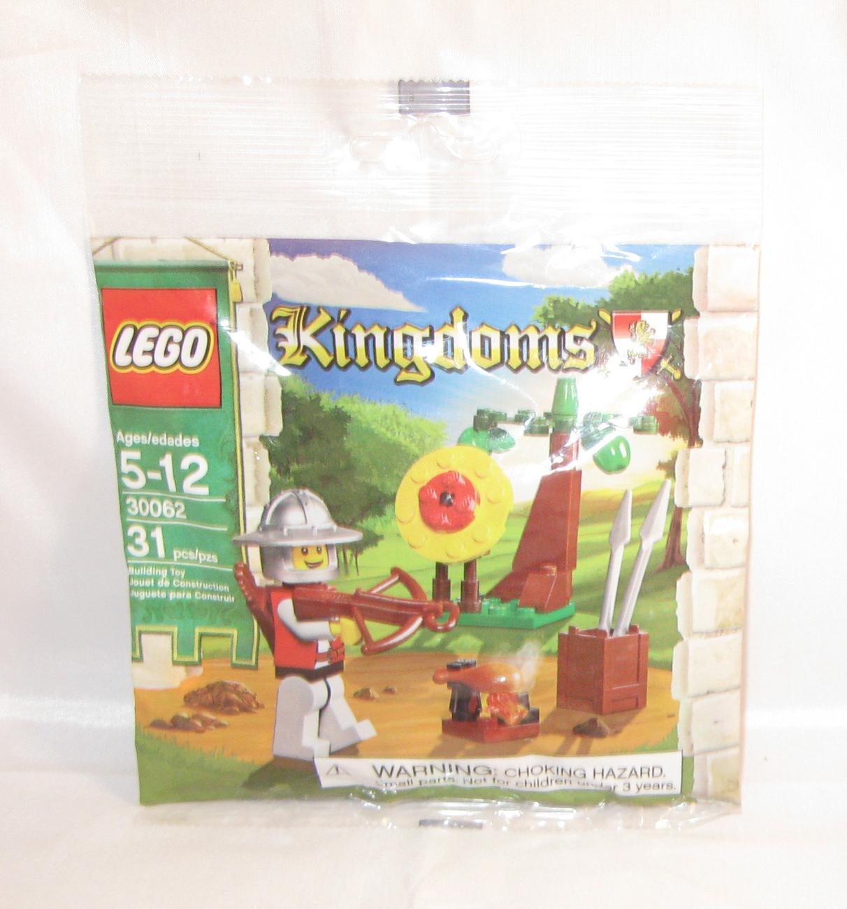 Lego kingdoms 30062 target practice polybag a
