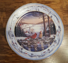 Evening in Pinegrove Collectible Plate by Sam Timm - $10.00