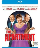 The Apartment  [Blu-ray] (1960) - $7.95