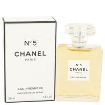 Chanel No.5 Eau De Parfum Premiere Spray 3.4 Oz  image 2