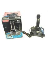 Logitech Attack 3 ATK3 Flight Stick Gaming Joystick Controller USB Wired... - $28.45