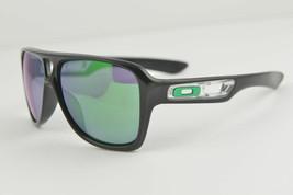Oakley Dispatch II Sunglasses OO9150-05 Polished Black Frame W/ Jade Iri... - $158.39