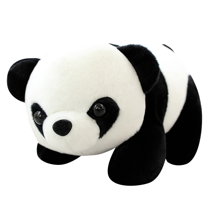 """Panda doll plush toy cuddle giant doll simulation doll Cuddle Pillow girl""""s Day"""