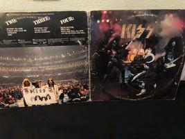 KISS - Alive! (1975) 2LP Gatefold G Original Vinyl Record - $259,06 MXN