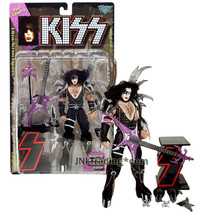 Year 1997 McFarlane Toys KISS Series 7 Inch Ultra Action Figure - PAUL S... - $54.99