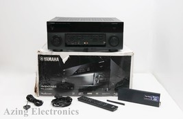 Yamaha AVENTAGE RX-A1080 A/V Receiver - Black ISSUE - $769.99