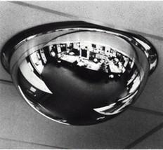 "24"" DO-24 Dome Mirror 360 Degree Acrylic Indoor... - $94.45"