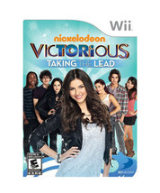 Victorious: Taking the Lead (Wii) NEW and Factory Sealed