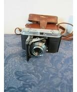 Voigtlander Vito II 35mm Camera. 50mm f/3.5 Color Skopar. Case Film  - $48.57