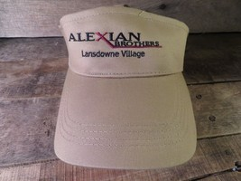 ALEXIAN BROTHERS Lansdowne Village Fitted Adult Cap Hat - $9.89