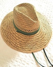 DORFMAN PACIFIC Straw Sun Hat Gardening Large - $18.02