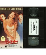ZANDALEE UNRATED VHS ERIKA ANDERSON MARISA TOMEI NICOLAS CAGE LIVE VIDEO TESTED - $14.95