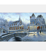 Art Oil Painting DIY Coloring Acrylic knits Sow House 40*50 No Frame - $27.99 - $48.99
