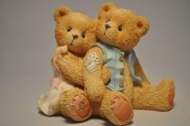 Cherished Teddies - Seth and Sarabeth - We're Beary Good Pals! - $14.44
