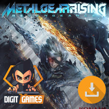 Metal Gear Rising Revengeance - PC / Steam CD Key - Game Download Code - $13.99
