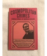 COSMOPOLITAN CRIMES Foreign Rivals of Sherlock Holmes; 1971 HARD 1st Edi... - $12.95