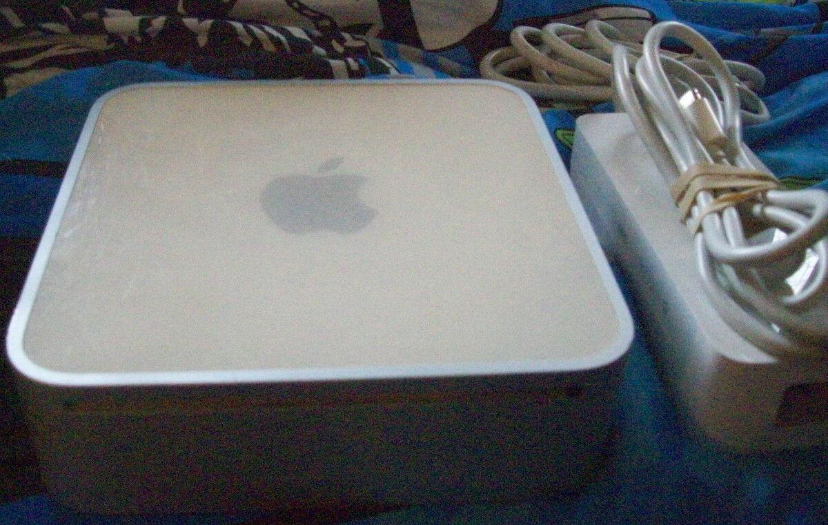 Apple Mac mini A1176 Desktop Core 2 Duo 1.83GHz 2GB 160 GB-HDD OSX 10.6.3