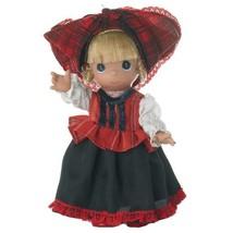 The Doll Maker Precious Moments Dolls, Linda Rick, Hungary Children of t... - $27.09