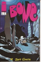 Image Bone #1 Premiere Issue Jeff Smith Reprints Cartoon Character  - $2.95